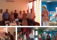 Reunión del Consejo Directivo Insutec en Rivadavia