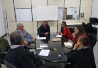 Reunión con la Fundación Pampa