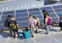 Estudiantes de 2do año de Energías Renovables visitaron instalaciones solares térmicas y fotovoltaicas