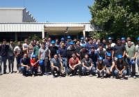 Alumnos de sede Rivadavia visitan IMPSA